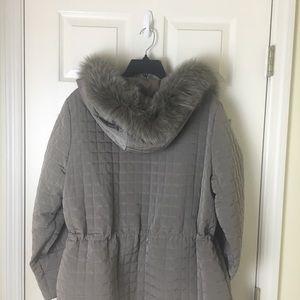 Jackets & Coats - Mac coat with hood